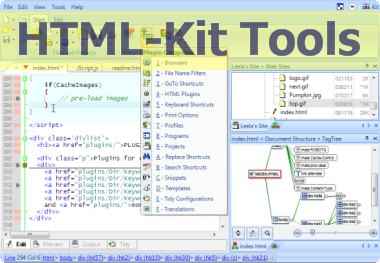 HTML-Kit Tools